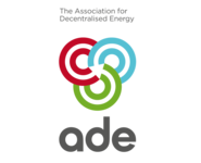ADE - Association for Decentralised Energy logo