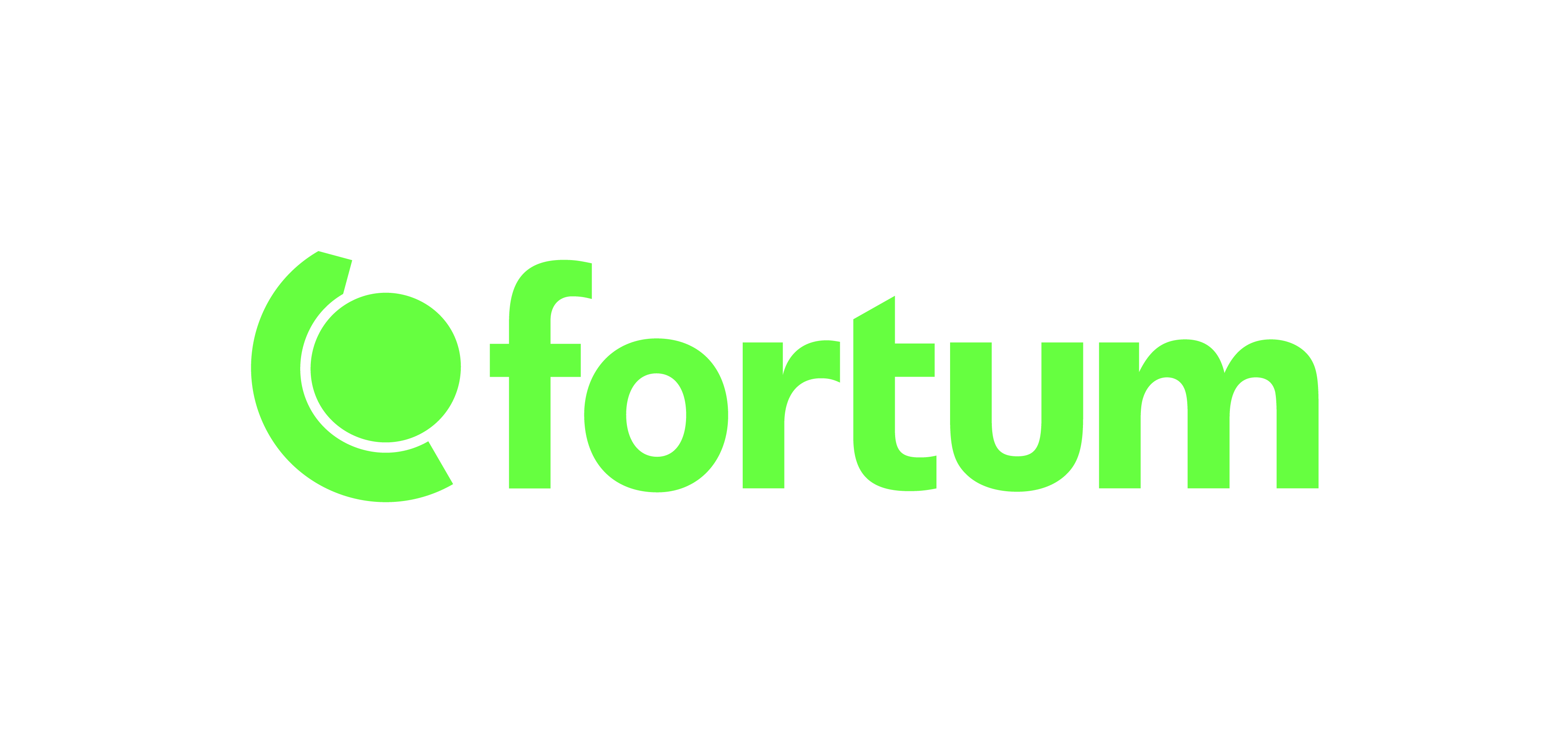 Fortum Power and Heat logo